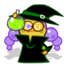 Alchemist Cookie Halloween