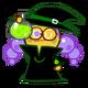 Alchemist Cookie Halloween