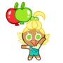 Apple Cookie