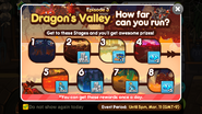 Dragon's Valley How Far Can You Run