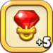 Princess Cookie's Ruby Ring+5