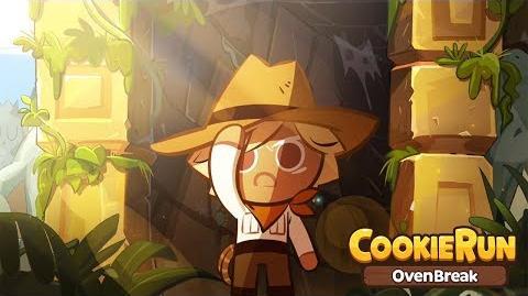 Cookie Run OvenBreak SEASON 3 — Secrets of the Lost City
