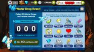 Water Drops Event Page