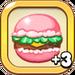 Macaron Burger+3