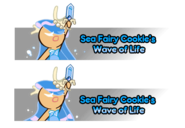 Play passive sea fairy