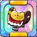 Royal Bear Jelly Saddle