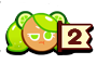 Lime Cookie Relay