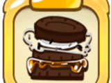 Cream Cookie's Midnight Snack