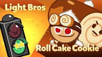 THE DESTRUCTIVE Roll Cake Cookie has arrived!