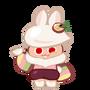 Moon Rabbit Cookie