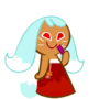 Ninetales Cookie