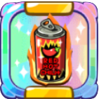 Super Spicy Red Hot Chili Drink