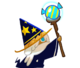 Wizard Cookie (CW)