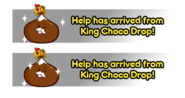 Play passive king choco drop