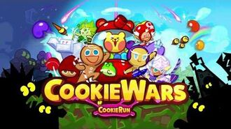 Cookie Wars - Let the Battle of Cookies Begin