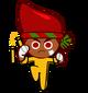 Muay Thai Cookie Halloween