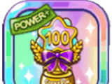 Lv.100 Dream-Come-True Club Trophy