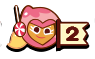 Pink Choco Cookie Relay