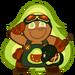 Avocado Cookie