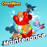 CW maintenance image