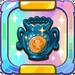 Golden Magic Flower Pot