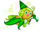 Forest Queen Fairy Cookie