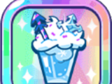 Snow Sugar Cookie's Snow Parfait