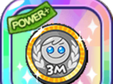 Cookie Run 3M Points Certificate