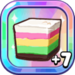 Bouncy Rainbow Rice Cake+7