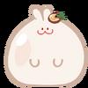 Moon Rabbit Cookie Rabbit