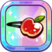 Apple Cookie's Apple Hairpin