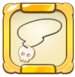 Brave Cookie's Skeleton Necklace