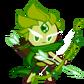 Wind Archer Cookie