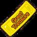 Great Treasure Chest Ticket