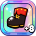 Pirate Cookie's Revival Boots+8