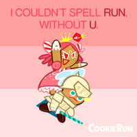 Can't Spell Run Without U