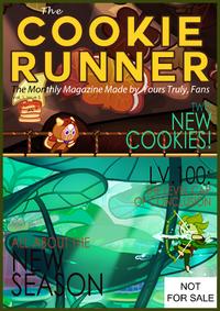 CookieRunner September 2016 Issue