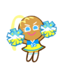 Cheerleader Cookie
