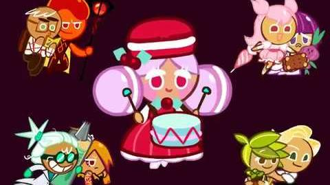 Merry Christmas from Macaron Cookie!