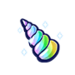 Unicorn's Rainbow Horn