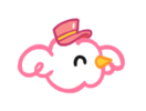 Cotton Candy Birdie