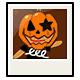 Boarder Cookie Halloween Photo
