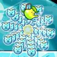 Frozen Jelly Flower