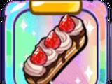 Strawberry & Cream Eclair Baton