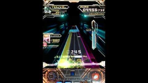 【Sound Voltex III】 AΩ (GRV) with hand shot