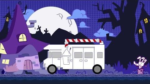 쿠키런과 레미콘 아이스크림의 3번째 콜라보레이션!