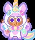 Fluffy Unicorn Jammies
