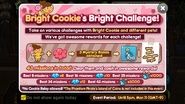 Bright Cookie Challenge Newsletter
