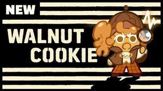 Meet Walnut Cookie!