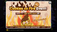 Cookies on Fire